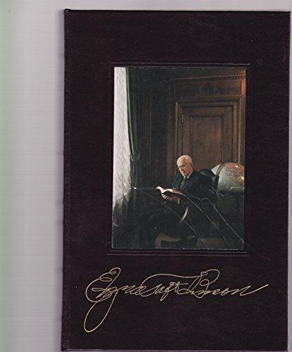 SERMONS AND WRITINGS OF PRESIDENT EZRA TAFT BENSON - (Leather)
