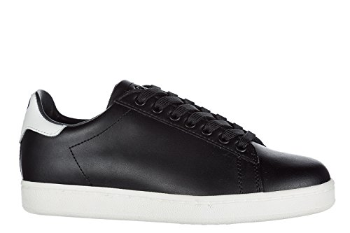 Moa Master Of Arts Damesko Sneakers Kvinders Lædersko Sneakers Sort E2A8le