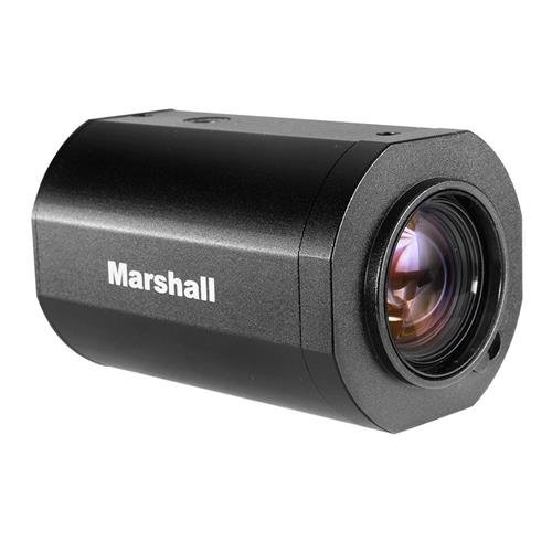 Marshall Electronics CV350-10XB 2.1MP Compact 10x Full-HD Zoom Camera, 59.94/29.97fps by Marshall