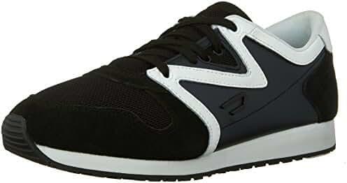 Diesel Men's Black Jake E-boojik Fashion Sneaker