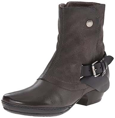 Amazon.com | Miz Mooz Women's Evelyn Boot | Ankle & Bootie