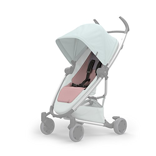 Quinny Summer Seat Liner for Zapp Flex Strollers, Blush