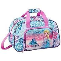 """Disney Frozen """"Ice Magic"""" Oficial Bolsa De Deporte"""
