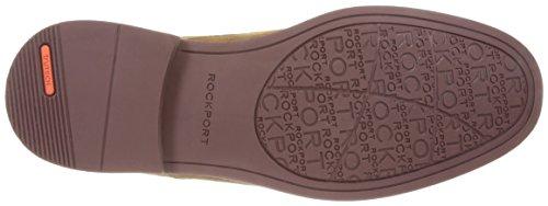 Hommes Chaussures Plain Sde Cognac Rockport Toe Cb Pour p4qyygwT