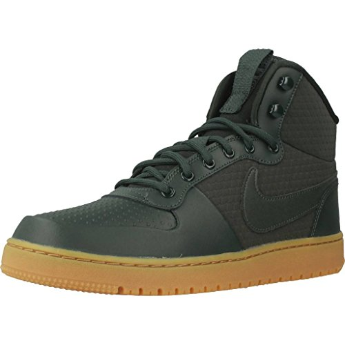 Nike Court Borough Mid Winter, Zapatillas de Deporte Unisex Adulto Grey