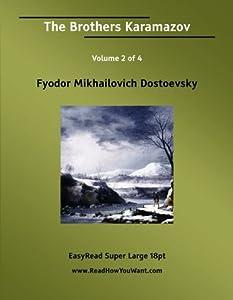 Paperback The Brothers Karamazov [Large Print] Book