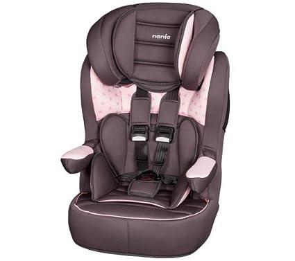 NANIA Silla para coche grupo 1/2/3 I-Max SP Luxe Pink Star ...