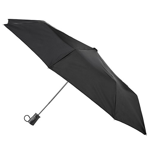 totes Water Resistant Foldable Umbrella Protection