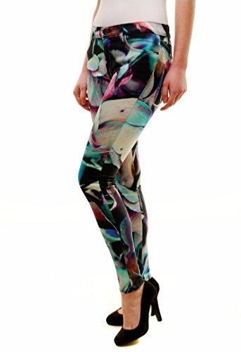 Hydra Print J Donna Jeans Brand Colore 620o241hp Multi UtwEqwOR