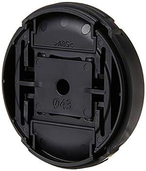 Fujifilm Front Lens Cap FLCP-43-43mm (Color: Black)