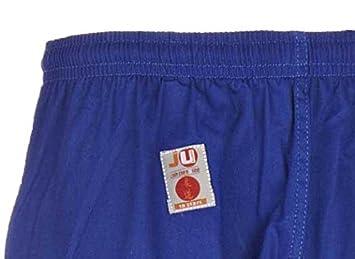/200 110/ Traje de Judo Judogi To Start Azul con Blanco Correa para ni/ños y Principiantes 9002