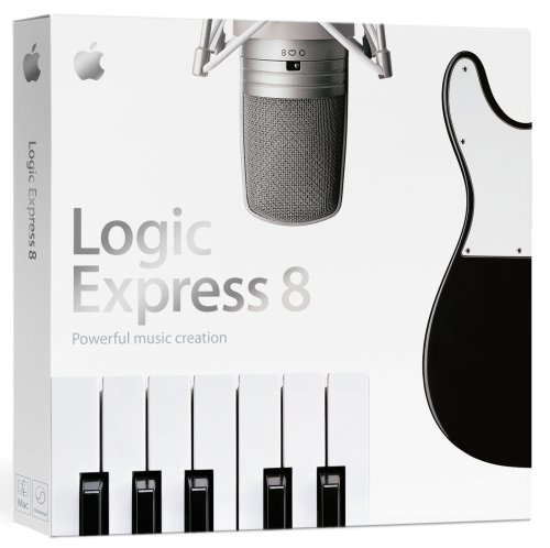 amazon com apple logic express 8 old version software rh amazon com Logic Express X Thread Logic Pro