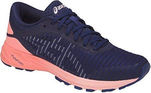 ASICS Women's Dynaflyte 2 Running Shoe Indigo Blue/White/Begonia Pink 5.5 (S) by ASICS (Image #1)