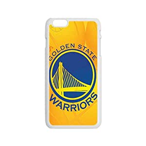 Golden State Warriors NBA White Phone Case for iPhone 6 Case