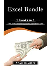 Excel: Excel Formulas and Functions and Excel Power Query