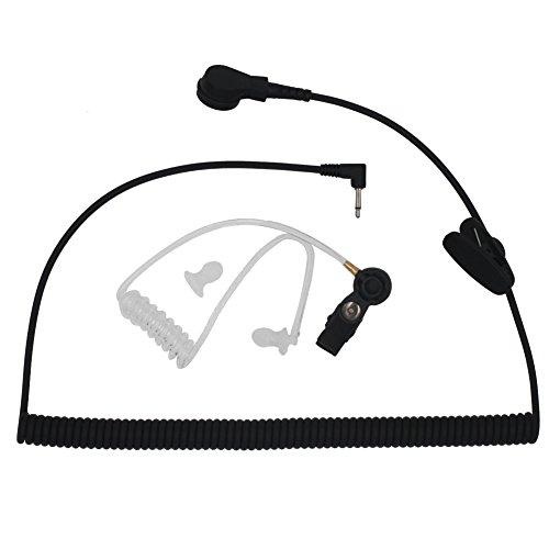 AOER 3.5mm jack Universal Listen-Only Acoustic Tube Heads...