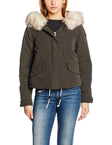 Peat Parka Blouson Fur Only OTW Onlskylar Gris CC Femme BOqvnw8gPx