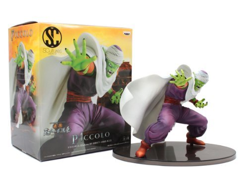 Banpresto Dragon Ball Z 5.5-Inch Piccolo Figure, SCulture Big Budoukai Volume 5