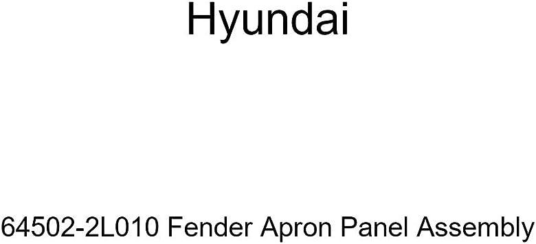 Genuine Hyundai 64502-2E010 Fender Apron Panel Assembly