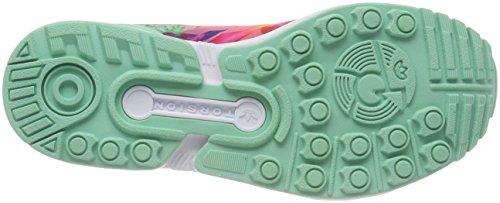 Rosrea Unisex Zapatillas Niños Ftwbla Rosrea ZX 000 Rosa Flux adidas HqAZnw4TYx
