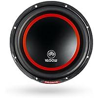 db Drive K6 10D2 DVC Subwoofer 1600W Dual 2 Ω Voice Coil, 10