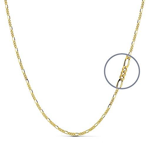 Chaîne 60cm cartier 18k creux d'or. [AA2536]