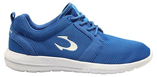 John Smith Uros 16V - Zapatillas para hombre, color azul real