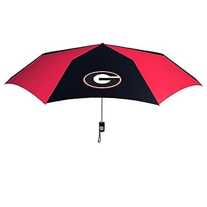 3bf512438162 Seven Sons Rainmate Rainwear NCAA Georgia Bulldogs 42-Inch Folding Umbrella