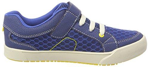 pediped Dani Blue garçon Baskets Bleu Lime Bl q7ARvqwF