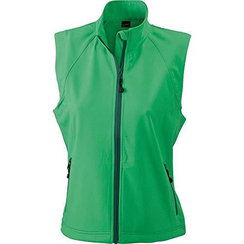Nicholson Softshell Verde James Para Mujer Chaleco And PqRxff0w5
