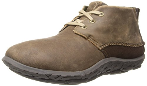 Cushe Cushe Slipper (Cushe Men's M Slipper Chukka Leather Slip On,Brown,43 EU/10 M US)