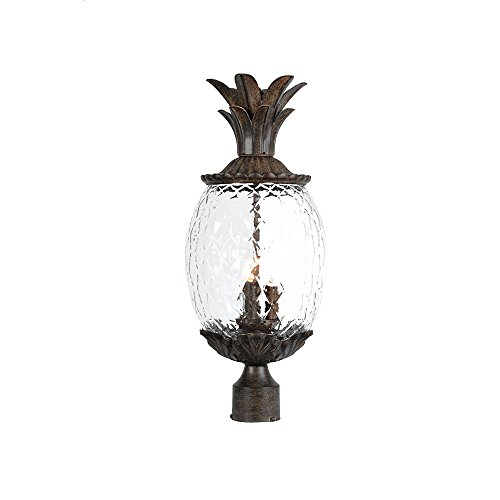 Pineapple Style Outdoor Light Fixtures - 8