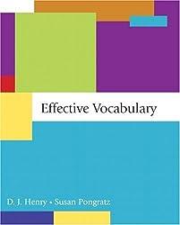 Effective Vocabulary