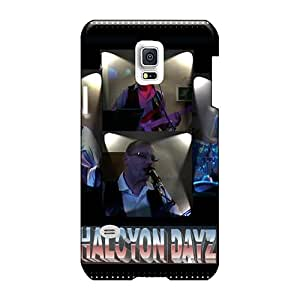 Scratch Protection Hard Phone Cover For Samsung Galaxy S5 Mini (pfW204YQLd) Custom Vivid The Beatles Band Skin