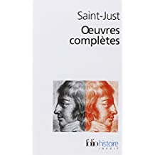 OEUVRES COMPLÈTES SAINT-JUST