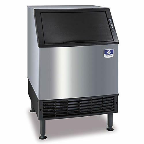 Manitowoc NEO UY-0240A Air Cooled 225 Lb Half Dice Cube Undercounter Ice Machine