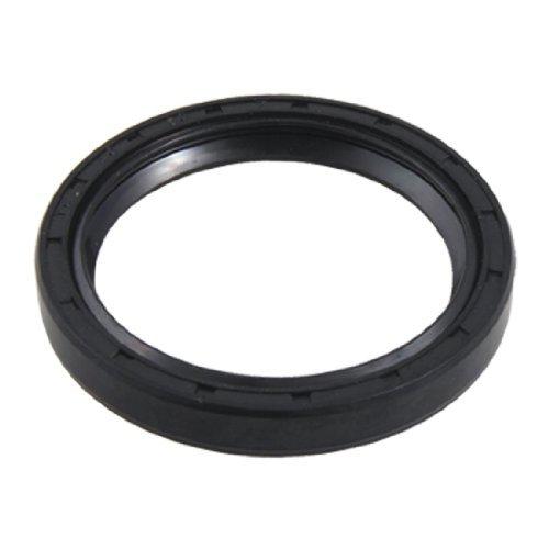 Sello de aceite eDealMax labio Doble eje rotativo Mtricas TC Los retenes 40 x 50 x 7 mm