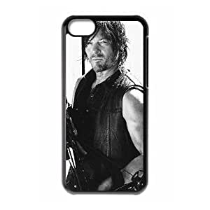 The Walking Dead Use Your Own Image Phone Case for Iphone 5C,customized case cover ygtg322342