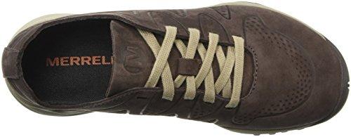 Marron Femme Basses Merrell J97066 Espresso espresso Chaussures De Randonnée AYX1q