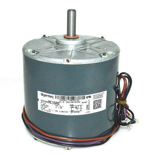 OEM Trane American Standard GE Genteq Fan Motor 1/4 HP 200-230v 5KCP39MFAC15AS ()