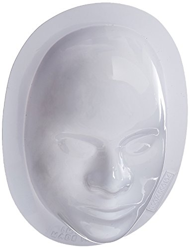 Educational Insights Plastic Face Mask Form - EI1800H (Best Clay For Mask Sculpting)