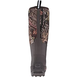 Muck Boot Men's Woody Max Hunting Shoes, Mossy Oak, 11 US/11-11.5 M US