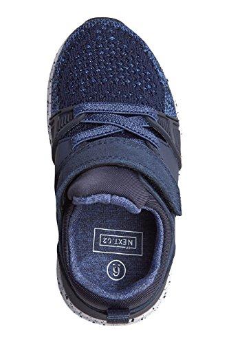 next Niños Zapatillas Runner modernas (Niño pequeño) Estándar Azul