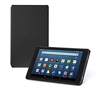 Amazon Fire HD 8 Case (Previous Generation - 6th), Black (B01EKKVO3W) | Amazon price tracker / tracking, Amazon price history charts, Amazon price watches, Amazon price drop alerts