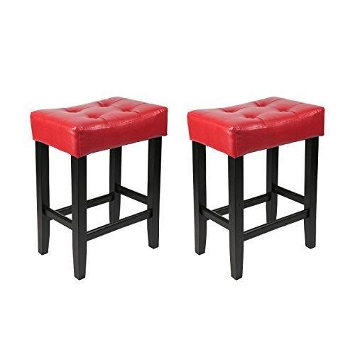 Red Bar Stools