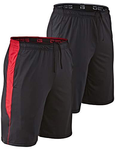 מכנסי ספורט מגניבים לגברים עם שרשרת ספורט היפר יבש