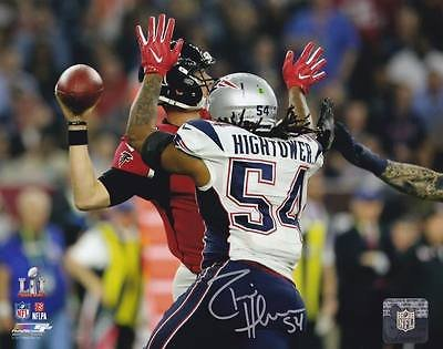 9104cf6d3ff Donta Hightower New England Patriots Signed Autographed SB Sack 8x10 ...