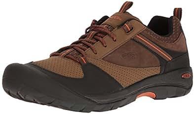 KEEN Men's Montford Shoe, Dark Earth, 7 M US