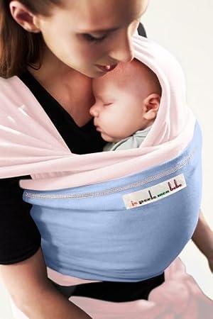 je porte mon bébé Orignale JPMBB Echarpe
