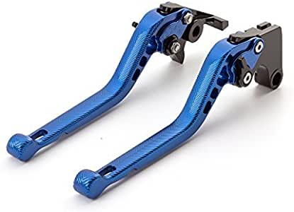 FXCNC Racing Long Front/&Rear all Disc Brake Levers fit for YAMAHA TDM 850 1991-2002,XJ 600 S DIVERSION 1992-2003